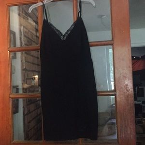 Lush /lulus little black dress